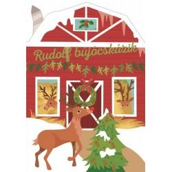 Rudolf bújócskázik - Karácsonyi lapozó