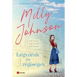 Milly Johnson: Légvárak és régiségek