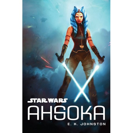 E. K. Johnston: Star Wars: Ahsoka