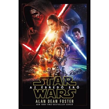 Alan Dean Foster: Star Wars: Az ébredő erő (puhatáblás)