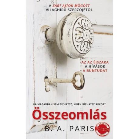 B. A. Paris: Összeomlás