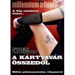 Stieg Larsson: A kártyavár összedől