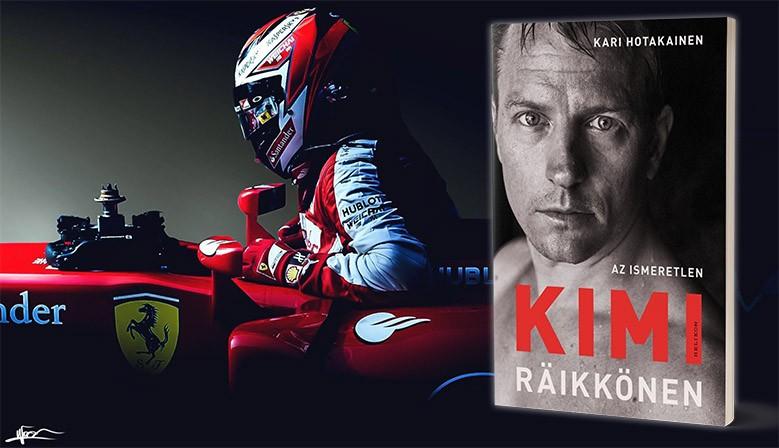 Az ismeretlen Kimi Räikkönen Kari Hotakainen