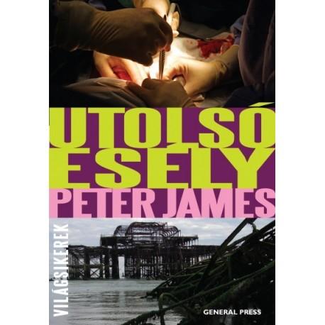 Peter James: Utolsó esély