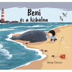 Benji Davies: Beni és a kisbálna