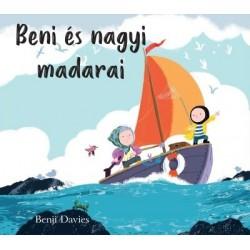 Benji Davies: Beni és nagyi madarai