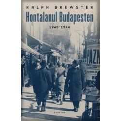 Ralph Brewster: Hontalanul Budapesten 1940-1944