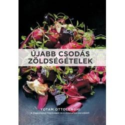 Yotam Ottolenghi: Újabb csodás zöldségételek