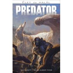 Dan Abnett - Brien Albert Thies: Predator - Élet és Halál (képregény)