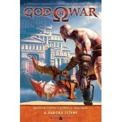 Matthew Stover - Robert E. Vardeman - Sárpátki Ádám: A háború istene - God of War
