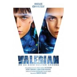 Christie Golden: Valerian és az ezer bolygó városa