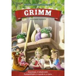 Grimm történetei nyomán - Aranyhajú, A békakirályfi, Rumpeltiltskin, A manók és a cipész