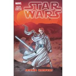Kieron Gillen: Star Wars - Jedha hamvai (képregény)