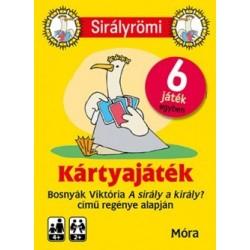 Bosnyák Viktória: Sirályrömi kártyajáték + rejtvényfüzet
