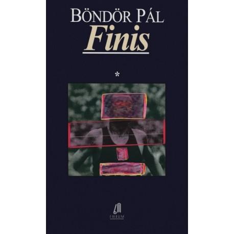 Böndör Pál: Finis - Egybegyűjtött versek