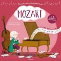 Anne-Kathrin Behl - Natacha Godeau: Mozart - Ismerd meg Mozart történetét