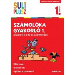 Birgit Fuchs: Suli Plusz Számolóka gyakorló 1. - Műveletek a 20-as számkörben