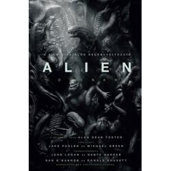 Alan Dean Foster: Alien Covenant - A film hivatalos regényváltozata