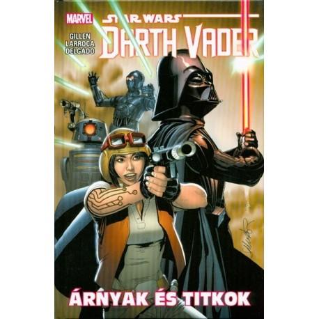 Kieron Gillen: Star Wars - Árnyak és titkok - Darth Vader - 2. kötet