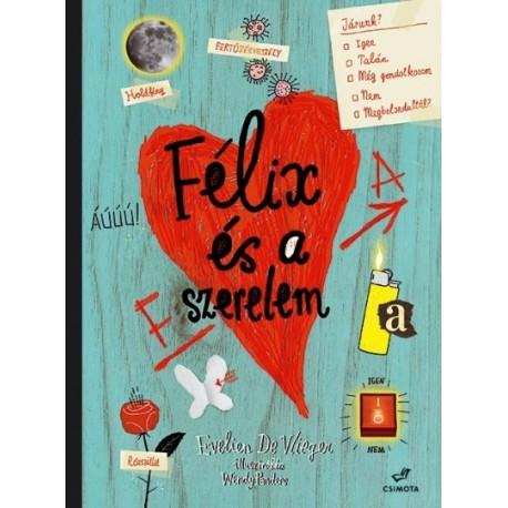 Evelien de Vlieger: Félix és a szerelem