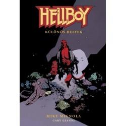 Mike Mignola: Hellboy 4. - Különös helyek