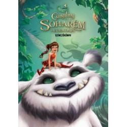 Disney - Csingiling és a Soharém legendája - Színezőkönyv
