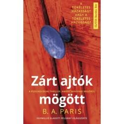 B. A. Paris: Zárt ajtók mögött