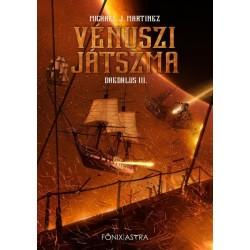 Michael J. Martinez: Vénuszi játszma - Daedalus III.