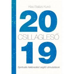 Kiss Balázs Kunó: Csillagleső 2019 - Spirituális felébredést segítő útmutatások