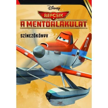 Disney - Repcsik 2. A mentőalakulat - foglalkoztató (D003SZ)