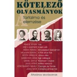 Fülöp Ildikó: Kötelező olvasmányok tartalma és elemzése - Általános iskolásoknak
