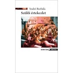 Szabó Borbála: Szülői értekezlet