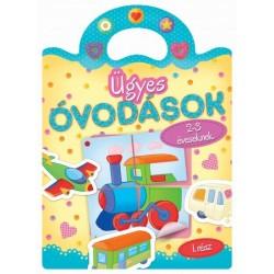 Renata Wiacek: Ügyes óvodások 1. rész - 2-3 éveseknek