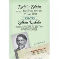Bónis Ferenc: Kodály Zoltán és az Universal Edition levélváltása II. 1930-1937