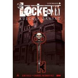 Hill Joe - Gabriel Rodríguez: Locke & Key - Kulcs a zárját 1. - Kulcs a zárját 1.