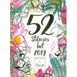 52 stílusos hét + Stílustréning Lakatos Márktól 2019 (fehér)