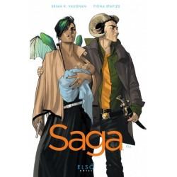 Brian K. Vaughan: Saga - Első kötet