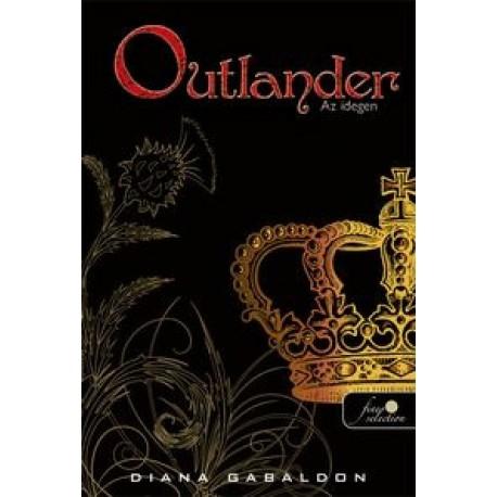 Diana Gabaldon - Outlander - Az idegen