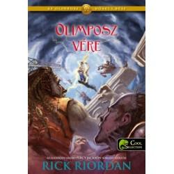 Rick Riordan: Olimposz vére - Az Olimposz hősei 5. rész