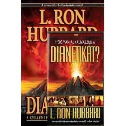 L. Ron Hubbard: Dianetika - könyv és DVD csomag