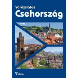 Kocsis Péter - Marton Jenő - Munkácsi Zsolt - Vétek György: Varázslatos Csehország - Útikönyv - 40 térkép, 400 fénykép