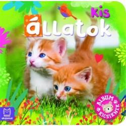 Anna Podgórska: Album kicsiknek - Kis állatok