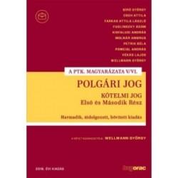 Dr. Wellmann György: Polgári jog V/VI. - Kötelmi jog Első és Második Rész