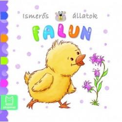Barbara Wierzchowska: Ismerős állatok - Falun