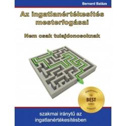 Bernard Balázs: Az ingatlanértékesítés mesterfogásai - Nem csak tulajdonosoknak