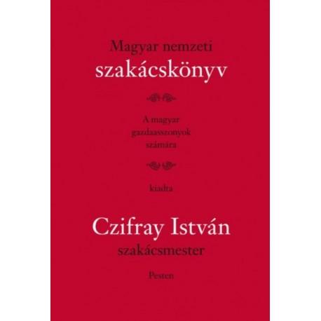 Czifray István: Magyar nemzeti szakácskönyv