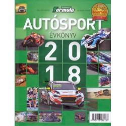 Bethlen Tamás - Gellérfi Gergő: Autósport évkönyv 2018