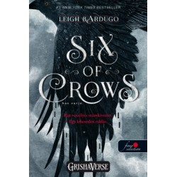 Leigh Bardugo: Hat varjú - Hat varjú 1. - Vörös pöttyös