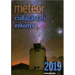 Benkő József - Mizser Attila: Meteor - Csillagászati Évkönyv 2019