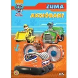 Mancs Őrjárat akcióban! 8. - Zuma akcióban!